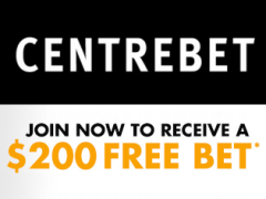 centrebet $200 bonus bet