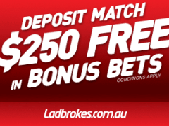 ladbrokes 250 bonus bet