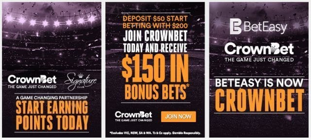 latest promotions at crownbet