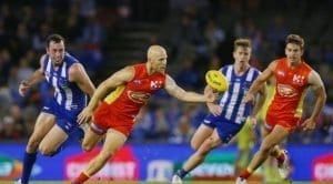 gary ablett 45 posessions vs roos