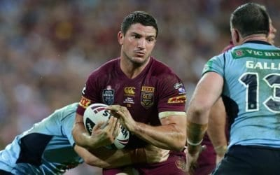 State of Origin: Game 1, 2017 – QLD v NSW