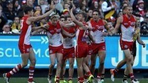 swans come from behind to beat richmond