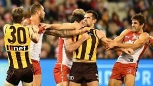hawthorn defeated sydney in another classic last round