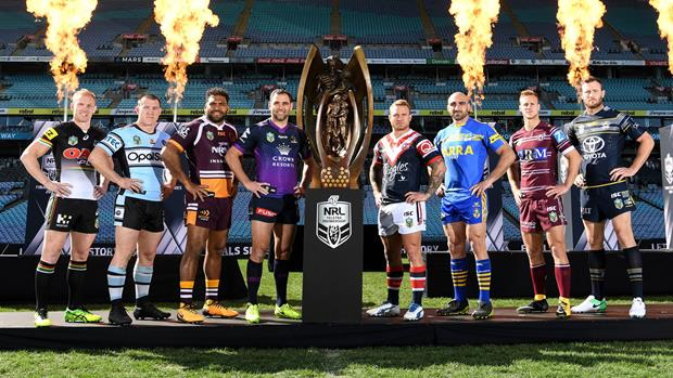 2017 NRL Finals Week 1 Expert Betting Tips & Odds