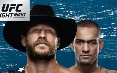UFC Fight Night 126: Cerrone vs. Madeiros Betting Tips
