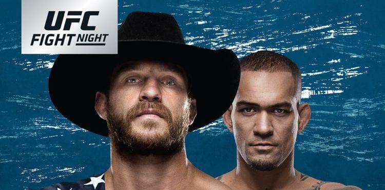 UFC Fight Night 126: Cerrone vs. Madeiros Betting Tips