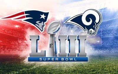 NFL Super Bowl LIII, 2019 – Expert Betting Tips & Odds
