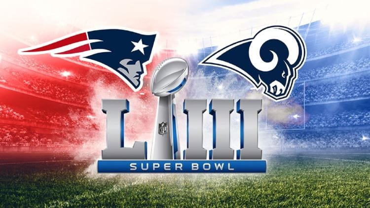 NFL Super Bowl LIII, 2019 – Expert Betting Tips & Odds
