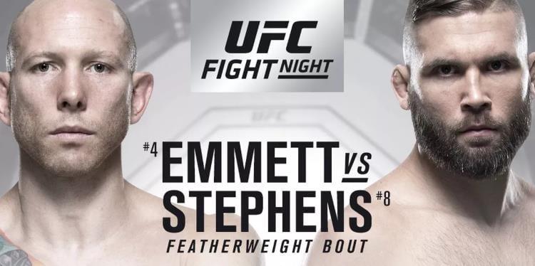 UFC on FOX 28: Emmett vs. Stephens Predictions & Betting Tips