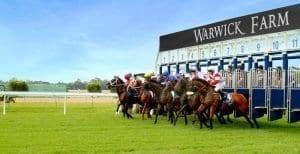warwick farm horse racing