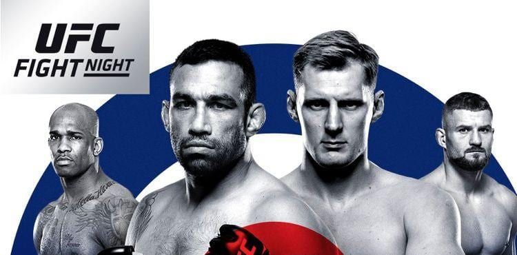 UFC Fight Night 127: Werdum vs. Volkov Predictions & Betting Tips