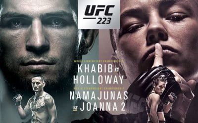 UFC 223: Khabib vs. Iaquinta Predictions & Betting Tips