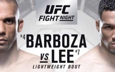 UFC Fight Night 128: Barboza vs. Lee Predictions & Betting Tips