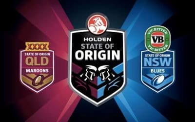 State of Origin: Game 1, 2018 – QLD v NSW