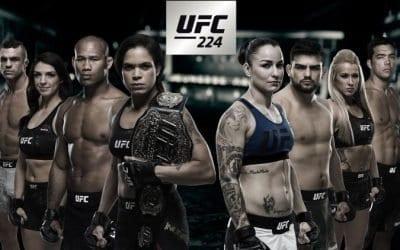 UFC 224: Nunes vs. Pennington Predictions & Betting Tips