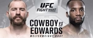 ufc fight night 132 predictions