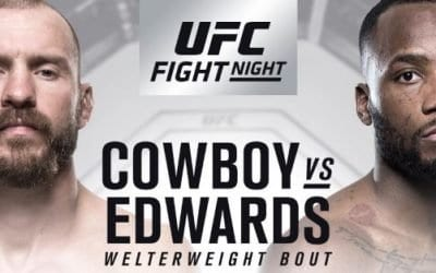 UFC Fight Night 132: Cerrone vs. Edwards Predictions & Betting Tips