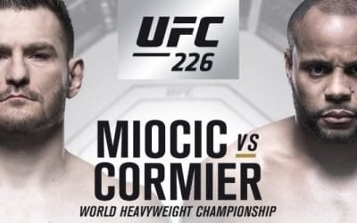 UFC 226: Miocic vs. Cormier Predictions & Betting Tips