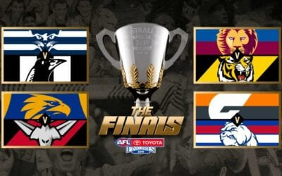 AFL Finals Week 1, 2019 (Qualifying & Elimination Finals) – Expert Betting Tips & Odds