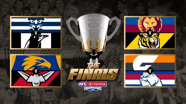 2020 AFL Finals Week 1 – Preview, Expert Betting Tips & Odds