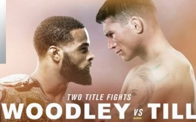 UFC 228: Woodley vs. Till Predictions & Betting Tips