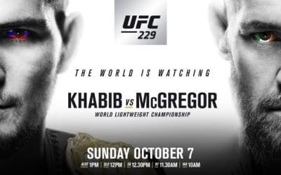 UFC 229: Khabib vs. McGregor Predictions & Betting Tips