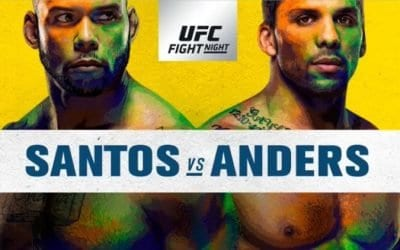 UFC Fight Night 137: Santos vs. Anders Predictions & Betting Tips