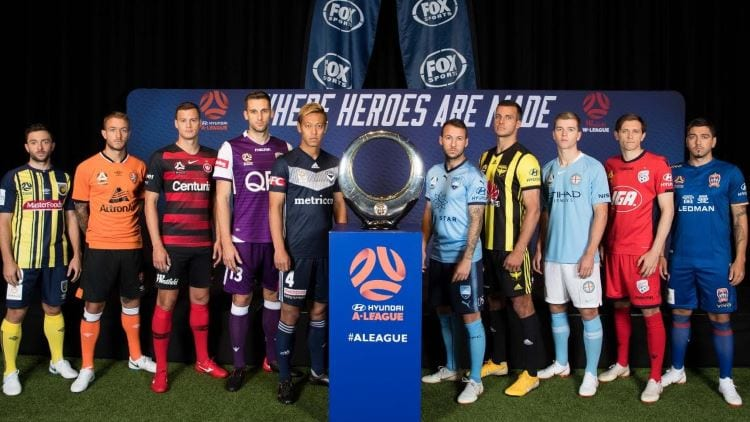 2018/19 A-League Season Predictions & Betting Tips
