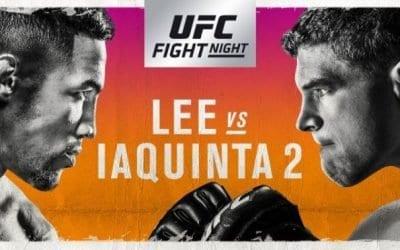 UFC on Fox 31: Lee vs. Iaquinta 2 Predictions & Betting Tips