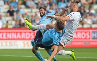 2018/19 A-League Week 14 – Expert Betting Tips & Odds