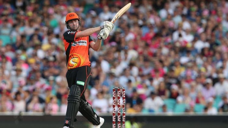 5/01/2019 – Big Bash League Double-Header – Expert Betting Tips & Odds