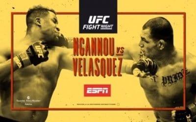 UFC on ESPN: Ngannou vs. Velasquez Predictions & Betting Tips