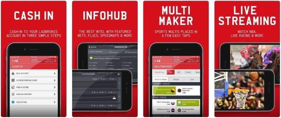 Mobile Betting Ladbrokes