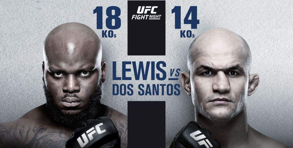 UFC Fight Night 146: Lewis vs. Dos Santos Predictions & Betting Tips