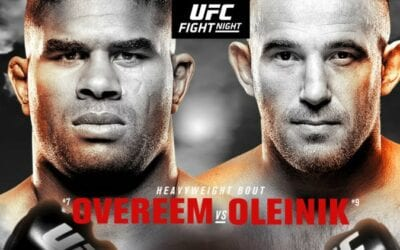 UFC Fight Night 149: Overeem vs. Oleinik Predictions & Betting Tips