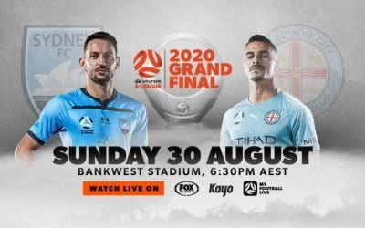 2019/20 A-League Grand Final – Tips, Predictions & Odds