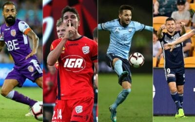2018/19 A-League Semi Finals – Expert Betting Tips & Odds