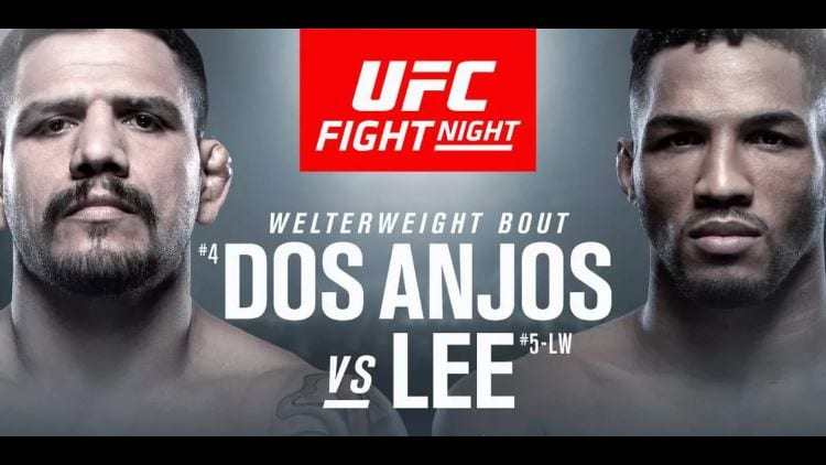UFC Fight Night 152: Dos Anjos vs. Lee Predictions & Betting Tips