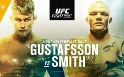 UFC Fight Night 153: Gustafsson vs. Smith Predictions & Betting Tips