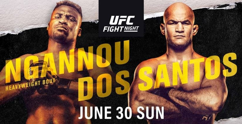 UFC on ESPN 3: Ngannou vs. dos Santos Predictions & Betting Tips