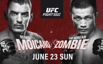 UFC Fight Night 154: Moicano vs. Korean Zombie Predictions & Betting Tips