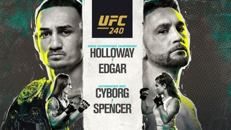 UFC 240: Holloway vs. Edgar Predictions & Betting Tips