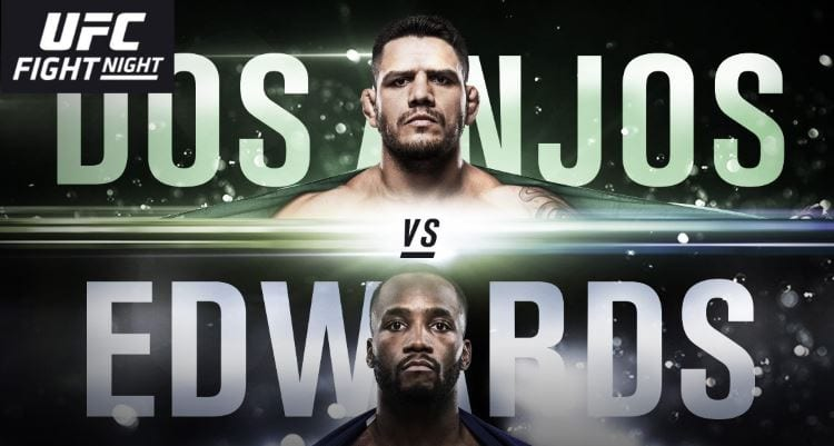 UFC on ESPN 4: dos Anjos vs. Edwards Predictions & Betting Tips
