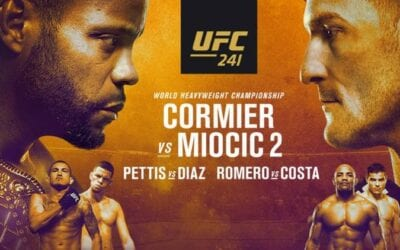 UFC 241: Cormier vs. Miocic 2 Predictions & Betting Tips