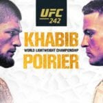 ufc 242 predictions