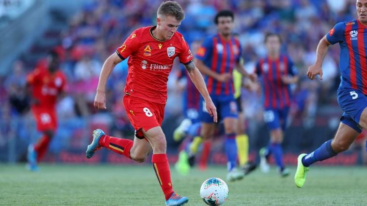 Newcastle jets vs adelaide united betting expert foot the score nfl betting previews