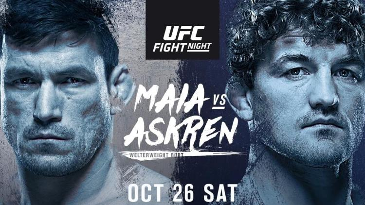 UFC Fight Night 162: Maia vs. Askren Predictions & Betting Tips