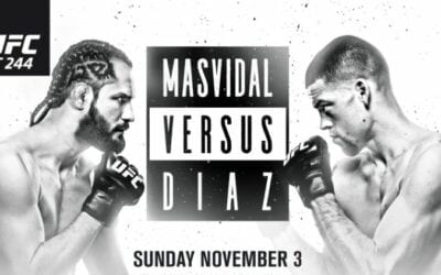 UFC 244: Masvidal vs. Diaz Predictions & Betting Tips