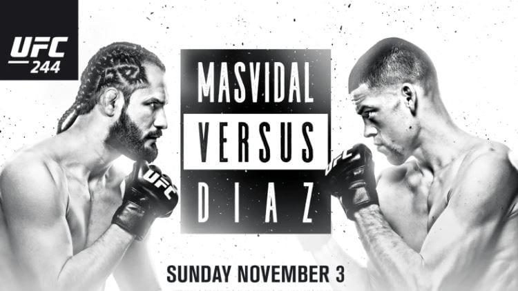 UFC 244: Masvidal vs. Diaz Predictions & Betting Tips