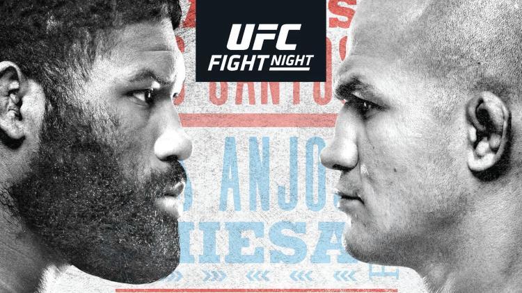 UFC Fight Night 166: Blaydes vs. Dos Santos Predictions & Betting Tips